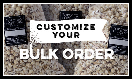 Button to Customize your bulk order